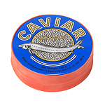 Royal Siberian Sturgeon Black Caviar 4.4 oz